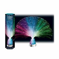 Fiber Optic Glacier Lite With Color-changing Crystals By Westmi... Free Shipping