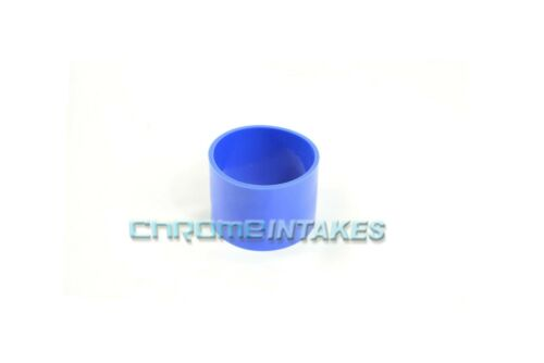 """BLUE 3/""""-3/"""" AIR INTAKE//PIPING RUBBER COUPLER FOR NISSAN"""