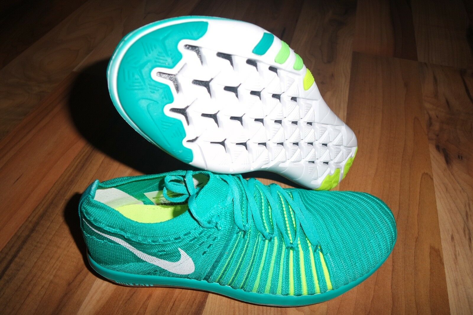 san francisco 03699 2b7c2 Nike Nike Nike WMNS Free Transform Flyknit Running chaussures Trainers  833410 301 6.5 US 7 9bf7cc