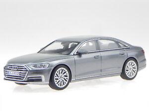 Audi A8 L monsungrey diecast modelcar 5011708131 iScale 1:43