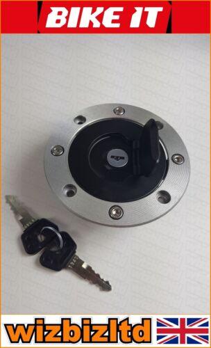 Gas Cap W// 2 Keys Suzuki GS 500 E 1989-2008 FCPS01 Bikeit Lockable Fuel Cap
