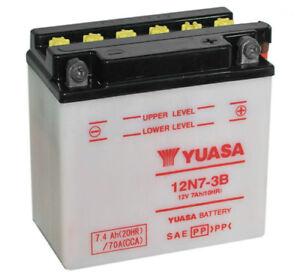 YUASA-Batterie KAWASAKI 500ccm H1 Series Baujahr 1969-1972 12N9-4B-1