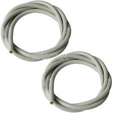 2 PCS Tubing Hose Pipes for Dental Saliva Ejector Suction Low Weak HVE HOT SALE