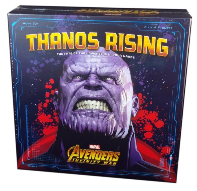 Usaopoly, Avengers Infinity War, Thanos Rising Board Game New & Sealed