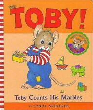 Toby Counts His Marbles Szekeres, Cyndy Hardcover