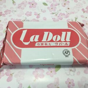 PADICO-3101-La-Doll-High-Quality-Natural-Stone-Clay-for-Doll-500g-JAPAN