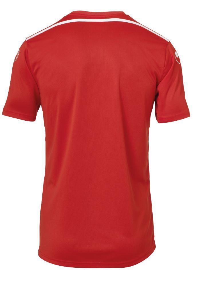 Uhlsport Score Kit Kurzarm Herren Herren Herren Fußball Team Set Trikot und Hose rot weiß c19a88