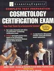 Cosmetology Certification Exam by Learning Express LLC (Paperback / softback, 2009)