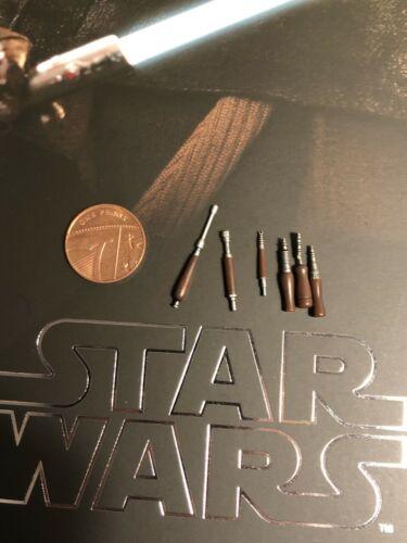 Hot Toys Star Wars TLJ Luke Skywalker MMS458 Outils x 6 loose échelle 1//6th
