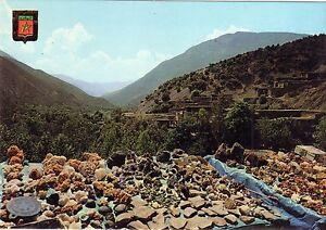 Maroc-Marrakech-Region-de-Vallee-de-l-039-Ourika