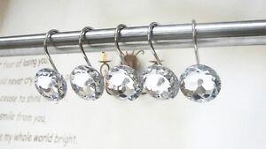 12pcs-Decorative-Shower-Curtain-Hooks-Ring-Crystal-Rhinestone-Bathroom-Bath-Tool