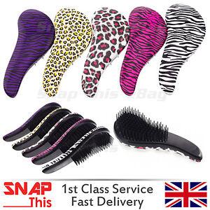 Professional-Styling-groviglio-PETTINE-Knot-DISTRICANTE-MAGIC-Spazzola-per-capelli-Detangling-Brush