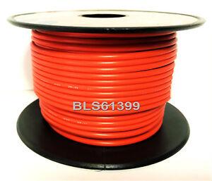 image is loading orange-12v-auto-primary-wire-18-gauge-100-