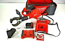 Milwaukee Cordless Cable Cutter Kit 18v Cordless 53rg48 2776r 20 W Battery
