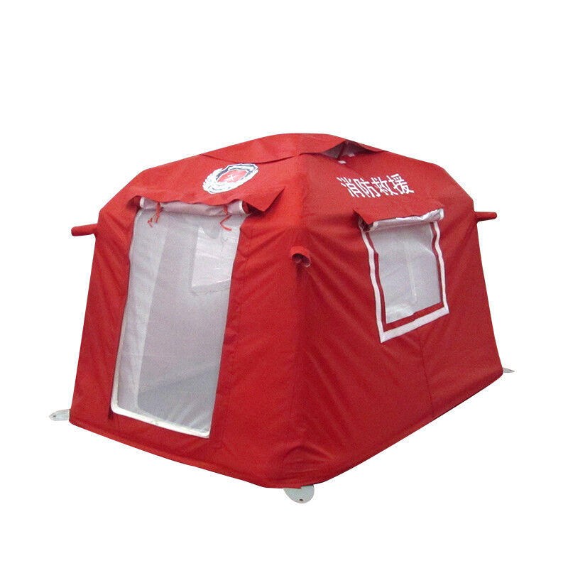 AIR TIGHT WATERPROOF Inflatable Family Camping W/ Recreation Tent W/ Camping Pump Brand NEW 6aa05e
