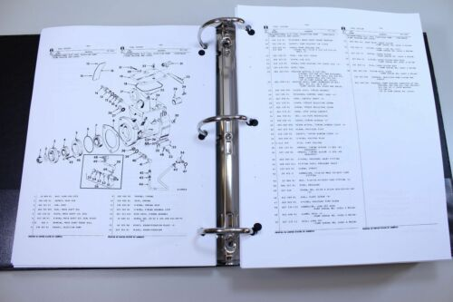 INTERNATIONAL FARMALL 806 TRACTOR SERVICE REPAIR MANUAL PARTS CATALOG SHOP BOOK
