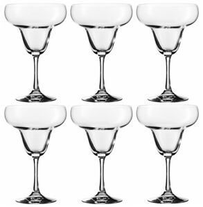 SET-OF-SIX-6-SPIEGELAU-VINO-GRANDE-11-5-OZ-MARGARITA-GLASS-GLASSES-NEW