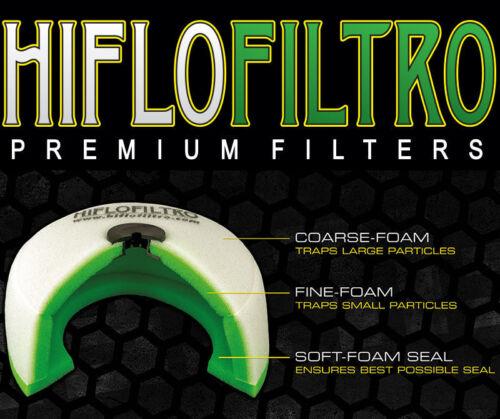 Husqvarna TE 125 250 300 2016 HFF5018 Hiflofiltro Dual Stage Air Filter