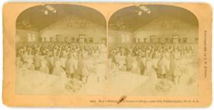 Stereo-B-W-Kilburn-Boy-s-Dining-Hall-Girard-College-seats-1210-Philadelph