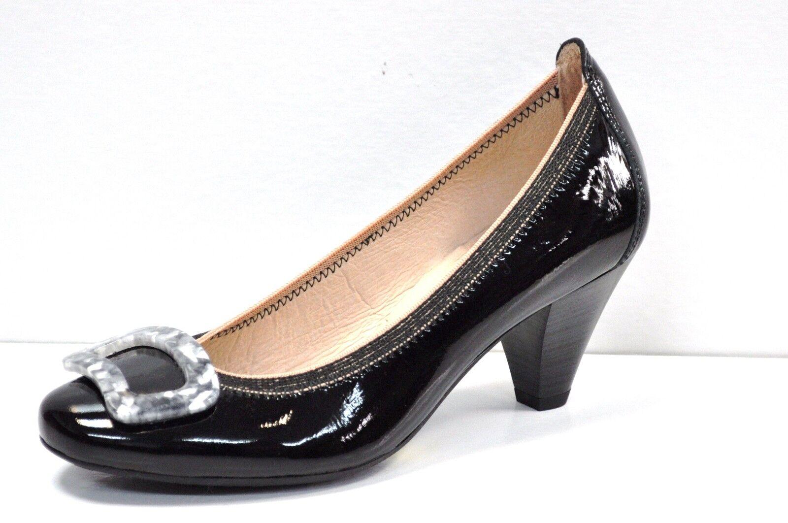 Escarpins hispanitas réf tilo hv51269    vernis noir du 35 au 41 très confortable e30877