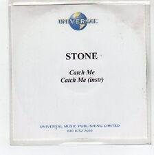 (FC923) Stone, Catch Me - DJ CD