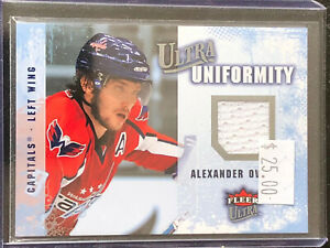 2008-09-Fleer-Ultra-Uniformity-Alex-Ovechkin-UA-AO