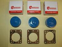 (3) Suntec Strainer Kits, Beckett Oil Burner Pump Incds Gasket A2va7116 A2ea6520