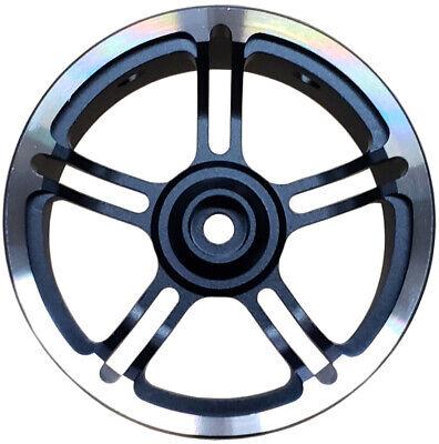 191A04601A Sanwa//Airtronics M17 Aluminum Steering Wheel
