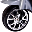 Headlights Gray Horn Ride On Vehicle with Music Details about  /NEW 3 Wheels Electric Bicycle