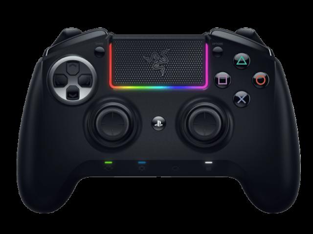 RAZER Raiju Ultimate 2019 - Kabelloser und kabelgebundener PS4/PC Controller