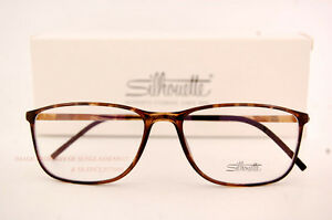 582bcc6b6c Image is loading New-Silhouette-Eyeglass-Frames-SPX-ILLUSION-2888-6051-