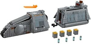 LEGO-STAR-WARS-IMPERIAL-CONVEYEX-TRANSPORT-75217-BUILD-ONLY-NO-MINIFIGURES