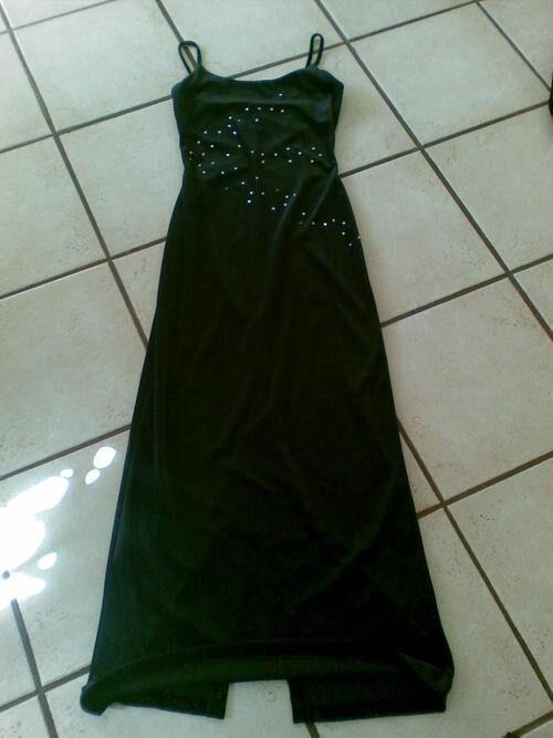 cf6bad0cfaa32 Truworths black velvet dress size 8   Eastern Pretoria   Gumtree  Classifieds South Africa   201470533
