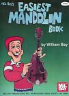 Easiest Mandolin Book by William Bay (Paperback / softback, 1993)