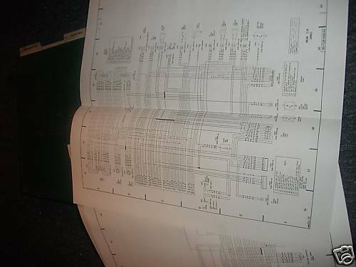 1993 Lincoln Continental Wiring Diagram Manual Set