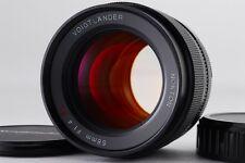 MINT Voigtlander Nokuton 58mm F/1.4 SL II Nikon Ai-s Lens from japan #819