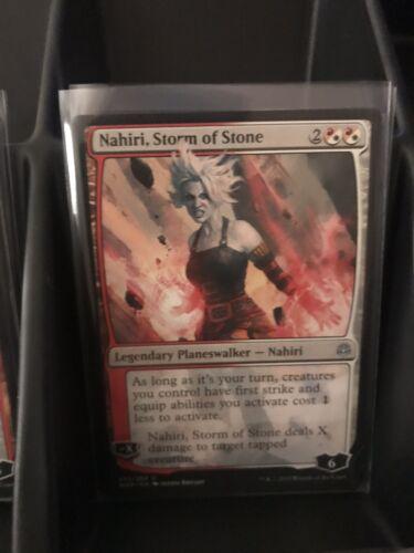 4x Nahiri Storm Of Stone Mtg War Of The Spark Unplayed Magic The Gathering Express Zaim Kz