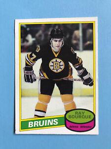 Ray-Bourque-Rookie-O-Pee-Chee-NHL-Hockey-Card-1980-81-140-SEE-PHOTOS