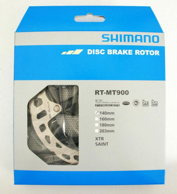 Shimano XTR RT-MT900 Centerlock Disc Brake Rotor 140mm IRTMT900SS