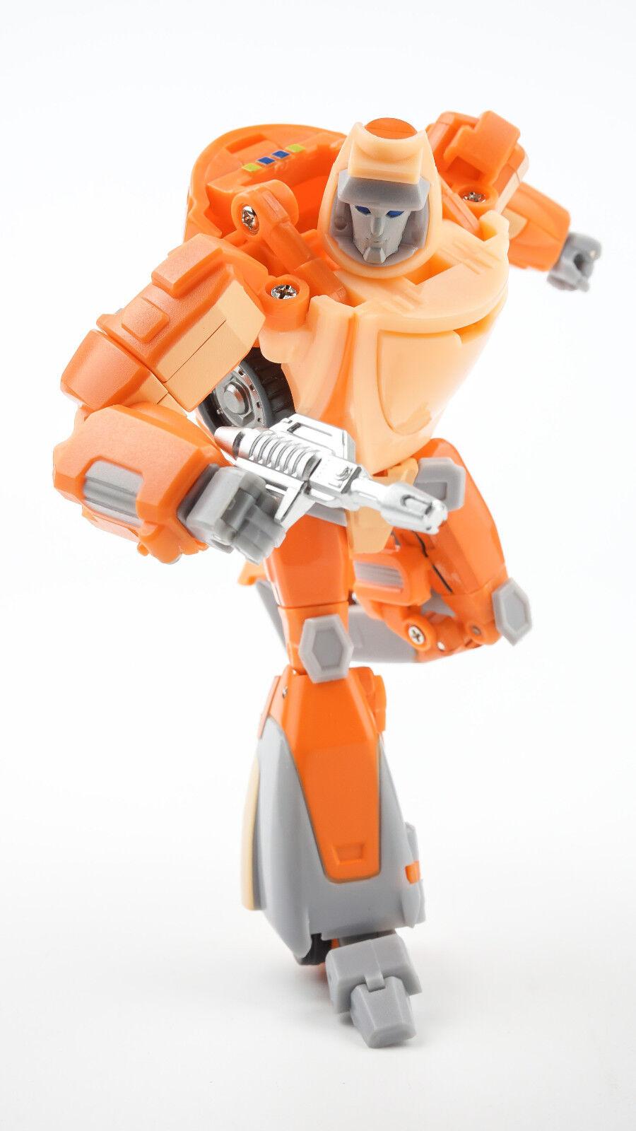 nuovo Xtransbots Transformers mmIV  Ollie PISTOLE MITRAGLIATRICI impennata cifra in magazzino