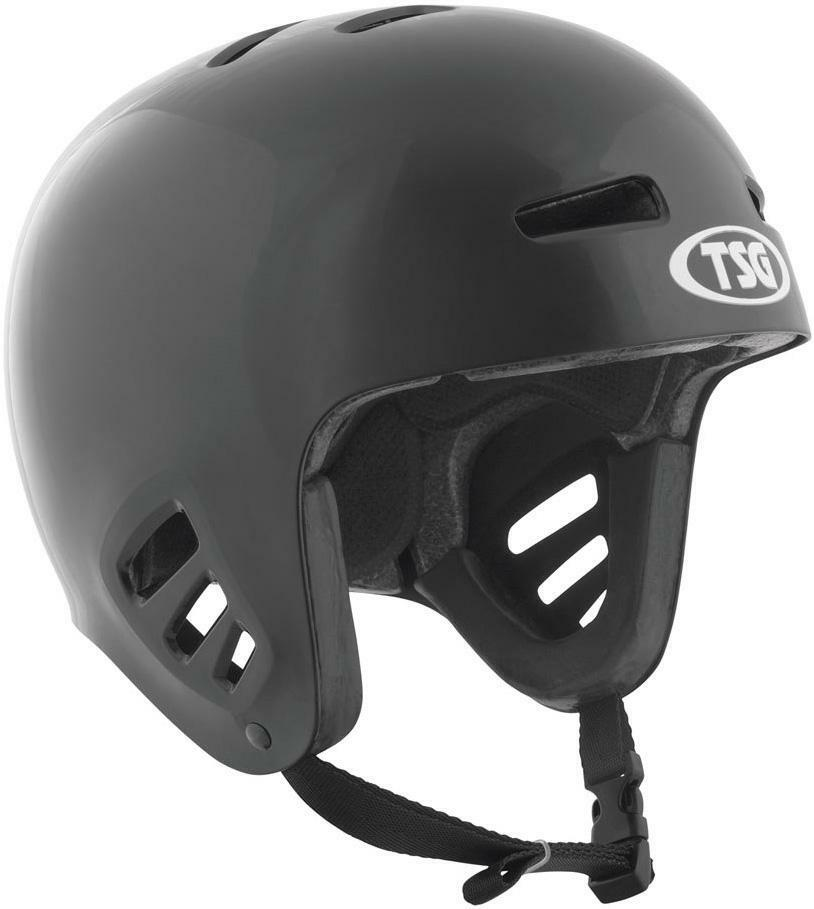 TSG FULL CUT Dawn Flex Casco, Nero