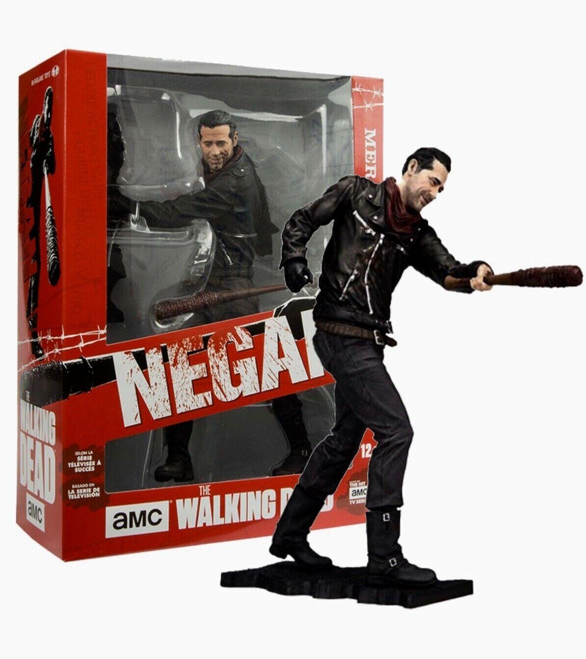en marchant Dead  Negan Merciless Edition Deluxe Action Figure McFarlane Toys  jusqu'à 42% de réduction