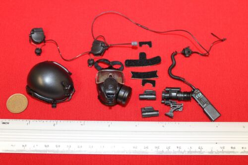 DID DRAGON IN DREAMS 1:6TH SCALE LAPD SWAT POINT MAN HELMET FROM DENVER