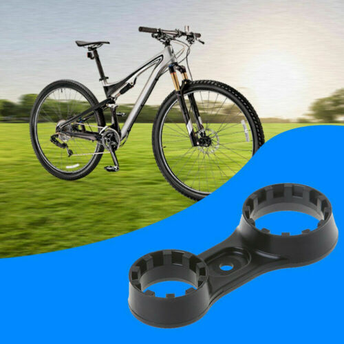 Double Head Front Fork Repair Spanner Bicycle Wrench Suntour XCT For SR XCR W8A0