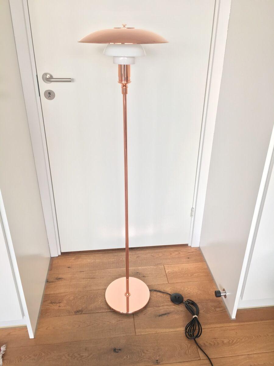 Splinternye Gulvlampe, PH – dba.dk – Køb og Salg af Nyt og Brugt EF-81