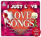I Just Love-Love Songs von Various Artists (2014)