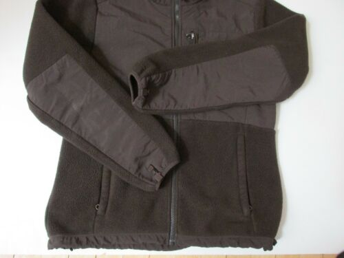 Dark Kvinders Polyblend North The Polartec M Brown Eb15 Fleece Face Jakke 4Fnqfw8g