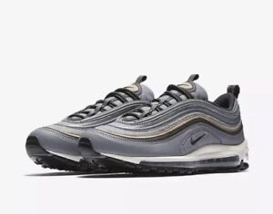 low priced 82d78 58e8f Details about NIKE Air Max 97 Premium Wool Cool Grey Mushroom 312834-003  Size 13