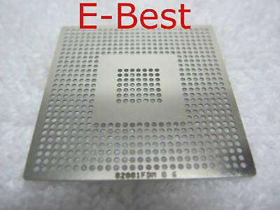 82801FBM NH82801FBM FW82801FBM SL7W6 SL89K Stencil Template