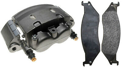 Remanufactured Loaded ACDelco 18R2413PV Specialty Front Disc Brake Caliper Assembly with Pads